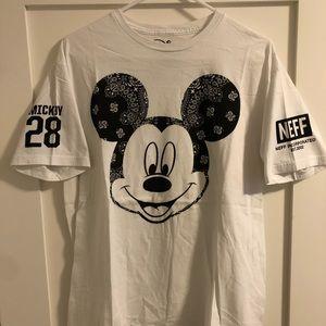 Disney x Neff Mickey Mouse T-shirt